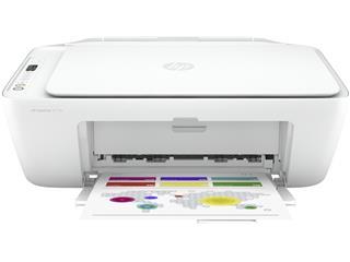 Multifunctional HP DeskJet 2710E wit