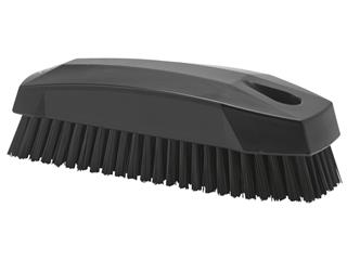 Nagelborstel Vikan hard 130mm zwart