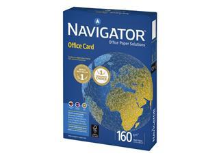Kopieerpapier Navigator Office Card A3 160gr wit 250vel
