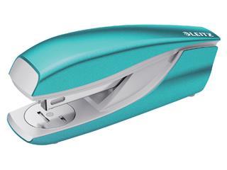 Nietmachine Leitz WOW NeXXt 30vel 24/6 ijsblauw