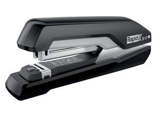 Nietmachine Rapid S17 Fullstrip 30vel 24/6 zwart/grijs