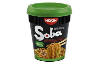 Noodles Nissin Soba teriyaki cup
