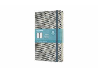 Notitieboek Moleskine Limited Blend 19 L 130x210mm lijn blue