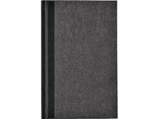 Notitieboek Octavo 103x165mm 192blz gelinieerd grijs gewolkt