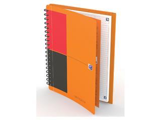 Notitieboek Oxford Int Meetingbook Connect B5 lijn
