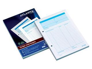Orderbon Atlanta A5 50x2vel zelfkopieerend