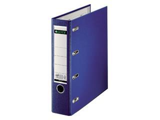 Bankordner Leitz A4 80mm 2 mechanieken blauw