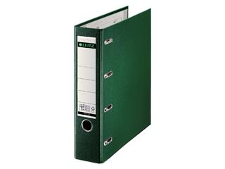 Bankordner Leitz A4 80mm 2 mechanieken groen