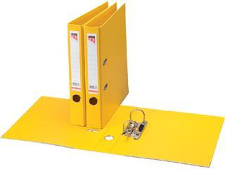 Ordner Quantore A4 50mm PP geel