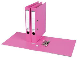 Ordner Quantore A4 50mm PP roze