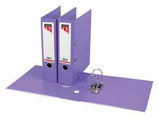 Ordner Quantore A4 80mm PP violet
