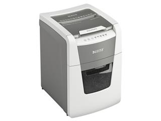 Papiervernietiger Leitz IQ Auto+ Small Office 100 P4 snippers 4x28mm