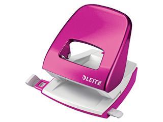 Perforator Leitz WOW NeXXt 2-gaats roze