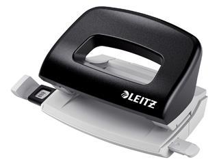 Perforator Leitz NeXXt 5058 2-gaats 10vel zwart