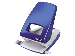 Perforator Leitz NeXXt 5138 2-gaats 40vel blauw