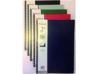 Plakboeken