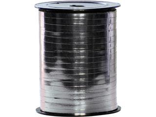Polyband Haza 250mx5mm metallic zilver