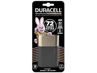 Powerbank Duracell 10050mAh