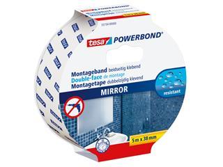 Powerbond Tesa 55734 voor spiegels 38mmx5m
