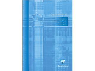 Puntenboek leraren A4 72blz meertalig assorti