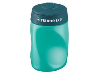 Puntenslijper STABILO Easy 4501 3 in 1 linkshandig petrol