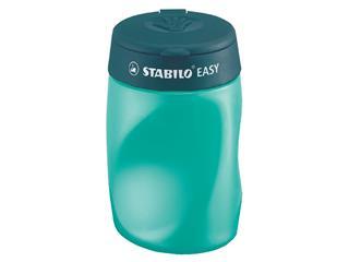 Puntenslijper STABILO Easy 4502 3 in 1 rechtshandig petrol