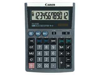 Rekenmachine Canon TX-1210E
