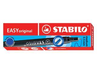 Rollerpenvulling STABILO Easy Original rood 0.5mm