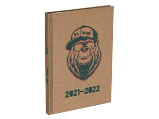 Schoolagenda 2021-2022 Enfant Terrible Da Dude 150x220mm