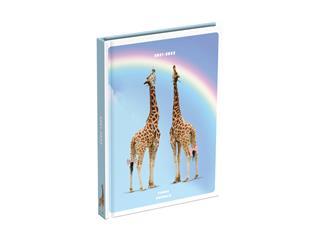 Schoolagenda 2021-2022 Giraffe 125x175mm