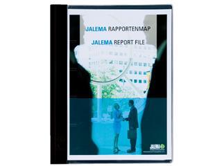 Snelhechter Jalema rapportenmap A4 zwart