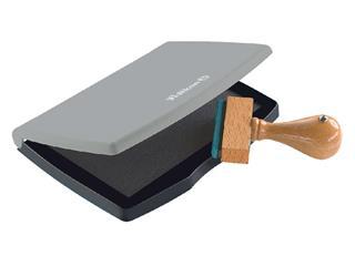 Stempelkussen Pelikan 2E 110x70mm zwart