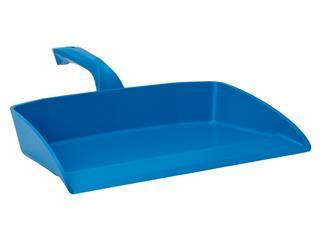 Stofblik Vikan 330x295mm blauw kunststof
