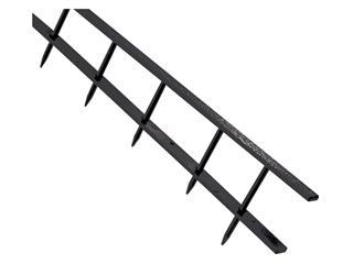 Surebindstrip GBC 25mm 10-pins zwart