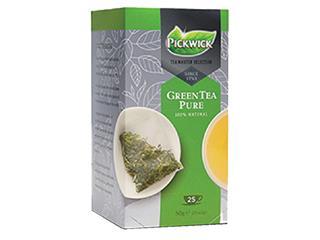 THEE PICKWICK TEA MASTER SEL GREEN TEA PURE 2GR