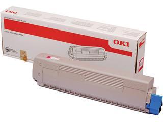 Toner Oki 45862815 rood