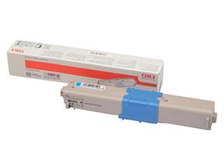 Toner Oki 46508711 blauw HC
