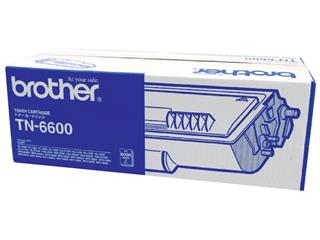 Tonercartridge Brother TN-6600 zwart