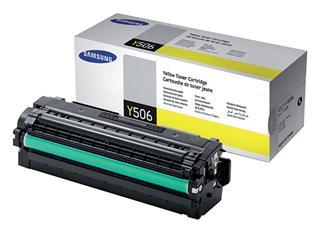 Tonercartridge Samsung CLT-Y506L HC geel