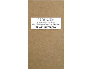 Travel Journal Fernweh navulling