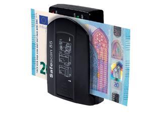 Valsgeld detector Safescan 85 zwart