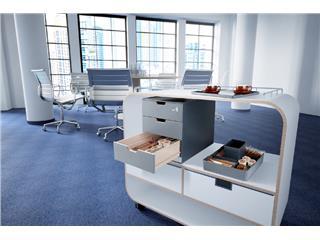 Coffee Point Box Durable 3385-58 antraciet-lichtgrijs