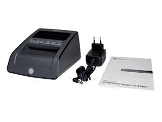 Valsgeld detector Safescan 155S automatisch zwart