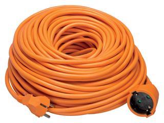 Verlengkabel 40meter oranje
