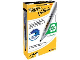 Viltstift Bic 1704 whiteboard rond assorti 1.4mm set à 4st