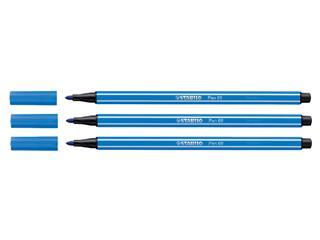 Viltstift STABILO Pen 68/41 ultramarijn blauw