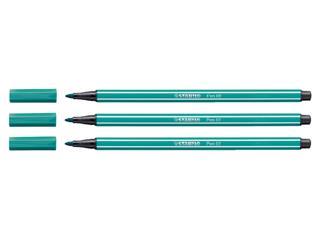 Viltstift STABILO Pen 68/51 turquoise blauw