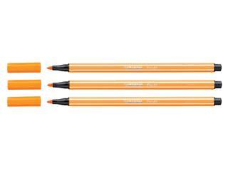 Viltstift STABILO Pen 68/54 oranje