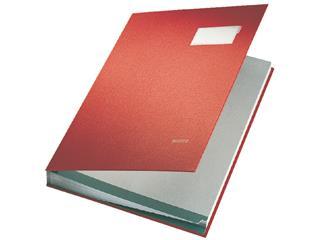 Vloeiboek Leitz 5700 rood