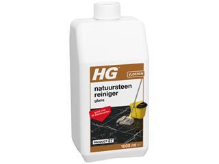 Vloerreiniger HG voor natuursteen vloeren 1l
